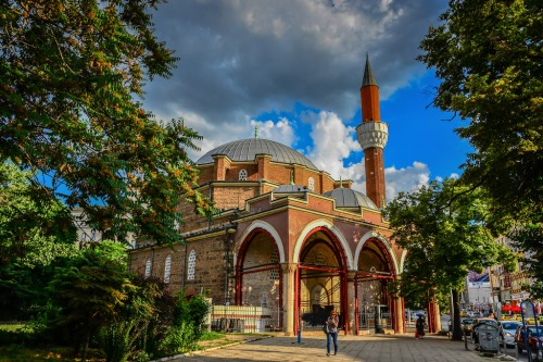 Banya Bashi Mosque_bulgaria val kar