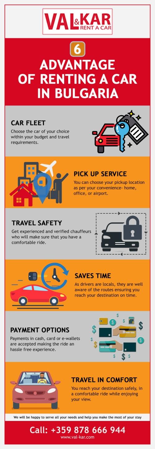6 Advantage Of Renting A Car in Bulgaria_Val Kar
