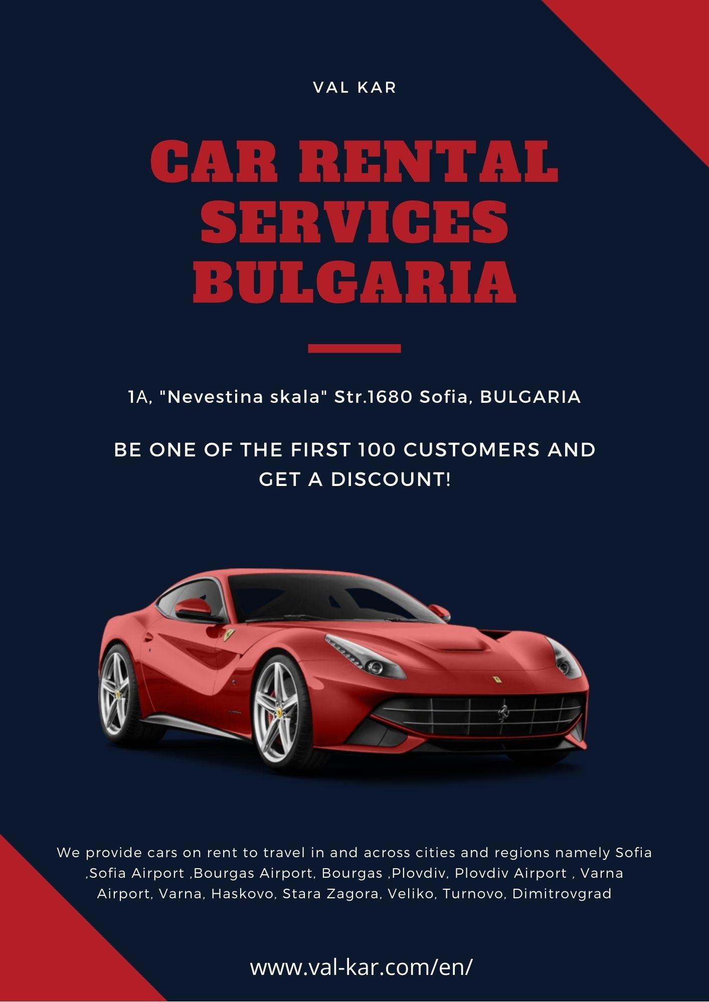 Budget Car Rental-Val Kar